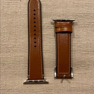 New leather fossil Apple 42/44 in watch bands